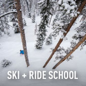ski and ride school