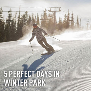 5 perfect days in winter park